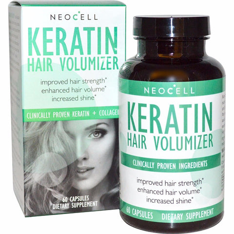 Neocell, Keratin Hair Volumizer