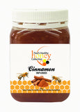 Paul's Healthy Honey - Cinnamon Infused