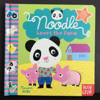 Noodle Loves the Farm - Marion Billet - Bocky & Moo