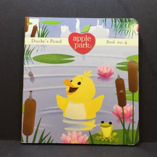 Apple Park Book 4: Ducky's Pond - Bocky & Moo