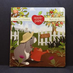 Apple Park Book 2: Bunny's Garden - Bocky & Moo