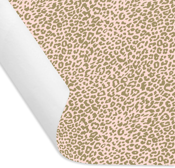 Cheetah Wrapping Paper