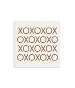 XOXO Mini Notecard
