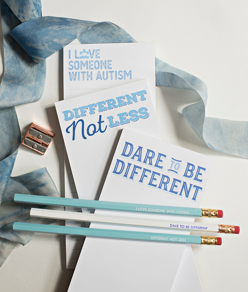 Dare To Be Different Notepad