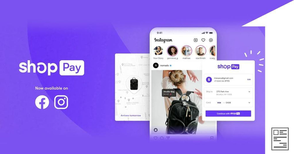 Shop Pay expands to Facebook and Instagram | 1HUTCH