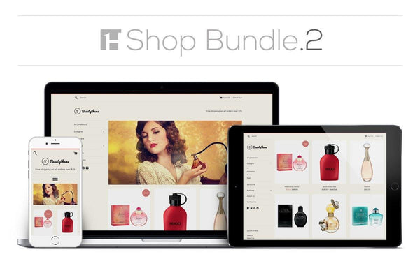 2. 1HUTCH / Shopify Shop Bundle.2