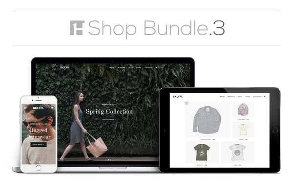 3. 1HUTCH / Shopify Pro Plus Shop Bundle.3