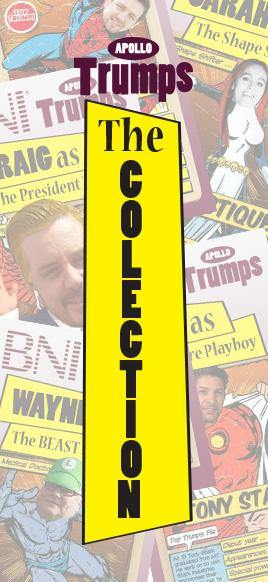 "BNI Top Trump - The ""COLLECTION"" All 7"