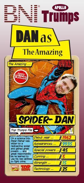 "Dan - The ""Amazing"" Super Dan"