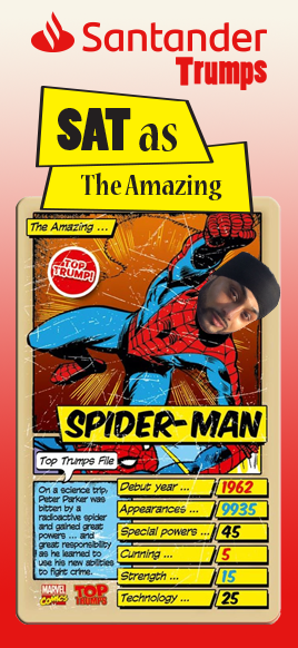 "Sat - ""The Amazing Spider-Man"""