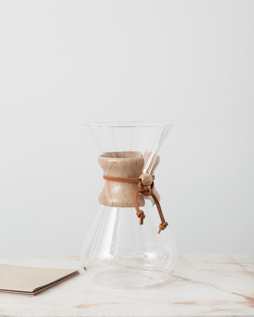 Chemex - Classic 6-8 Cup Coffee Maker