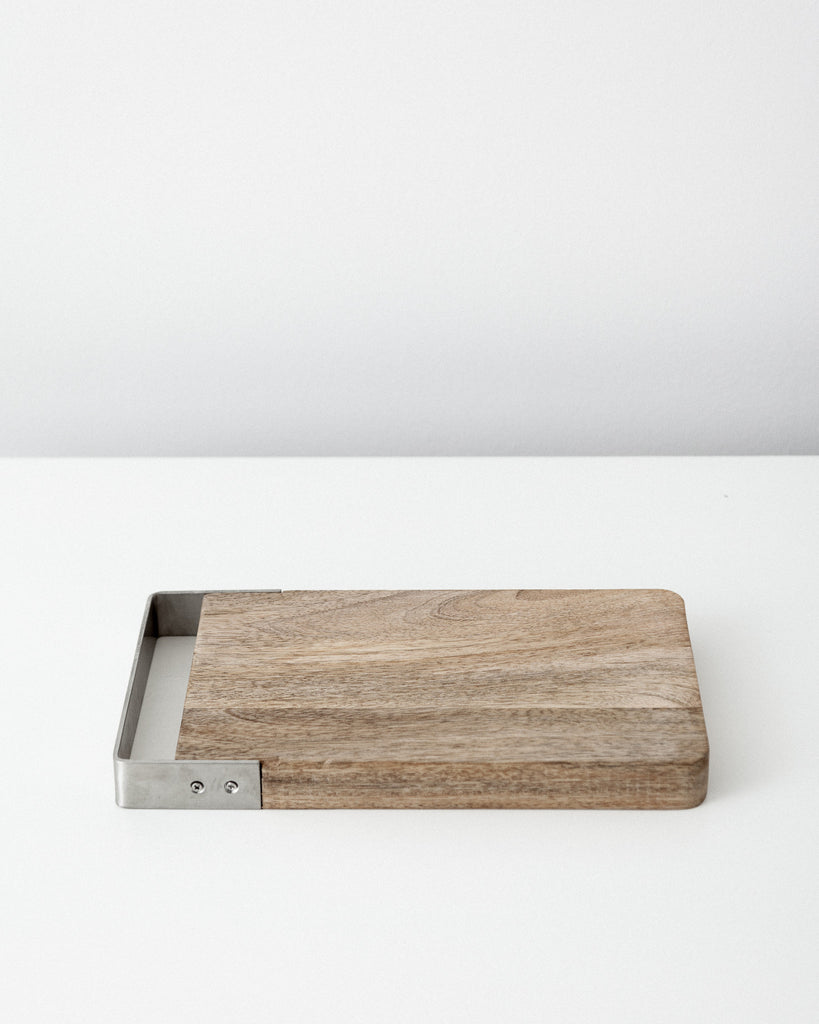 Puebco - Cutting Board - Natural