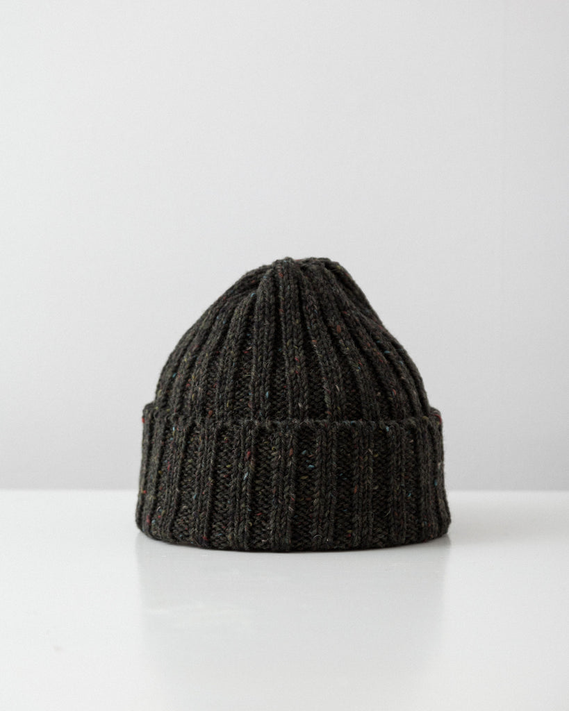 Highland 2000 - Kilcarra Tweed Ribbed Hat - Termon