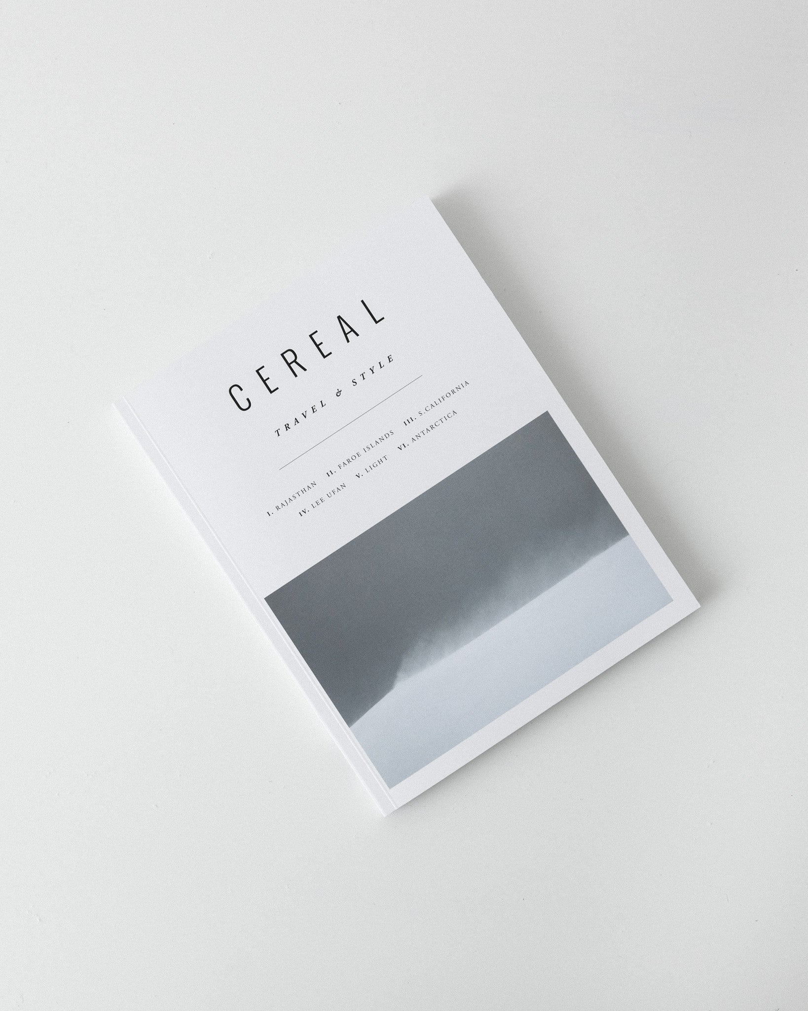 Cereal Magazine - Volume 12