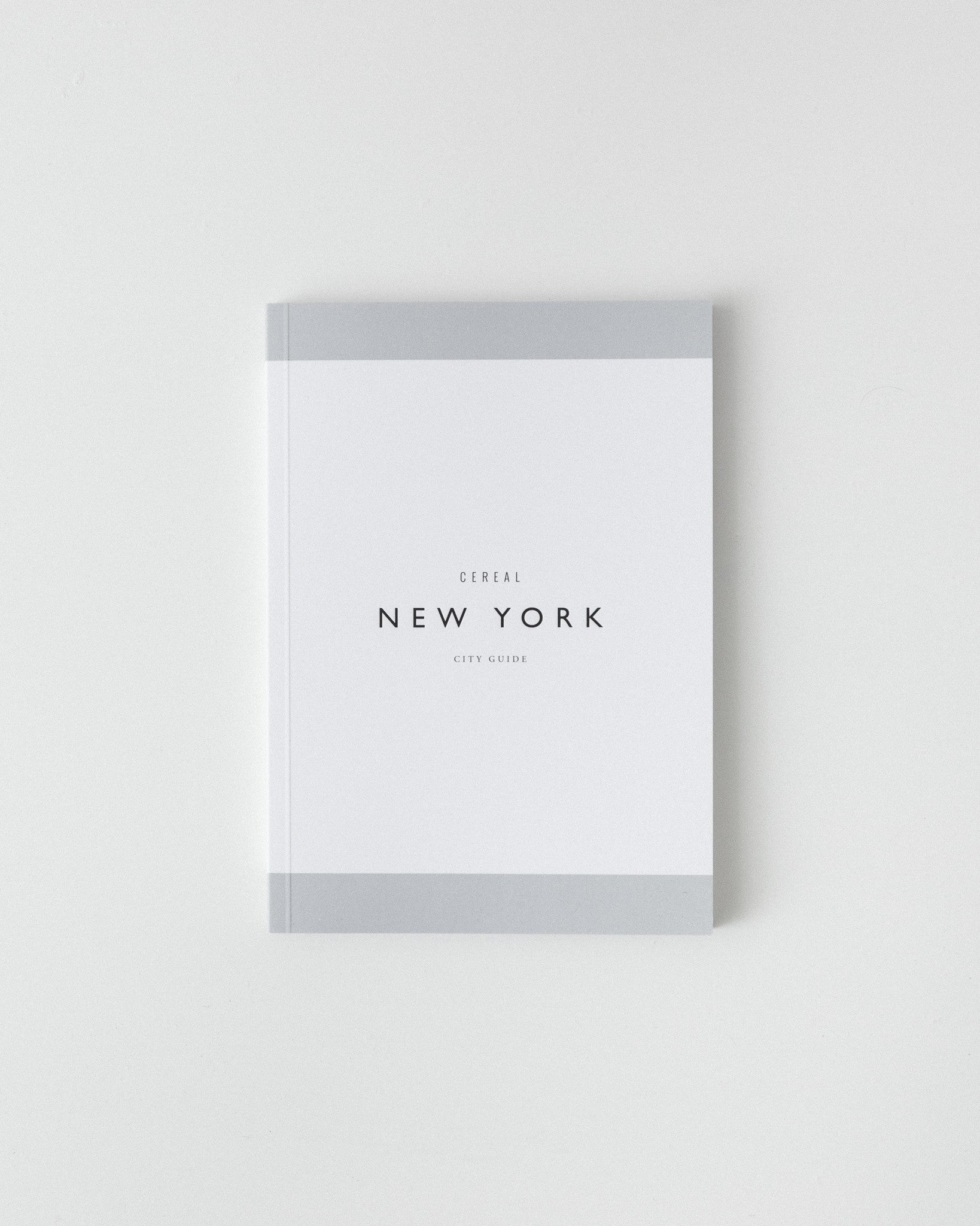 Cereal City Guides - New York