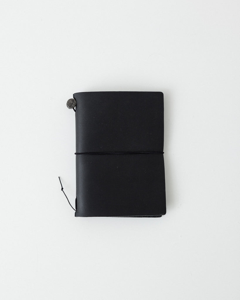 Midori - Traveler's Passport Notebook - Black