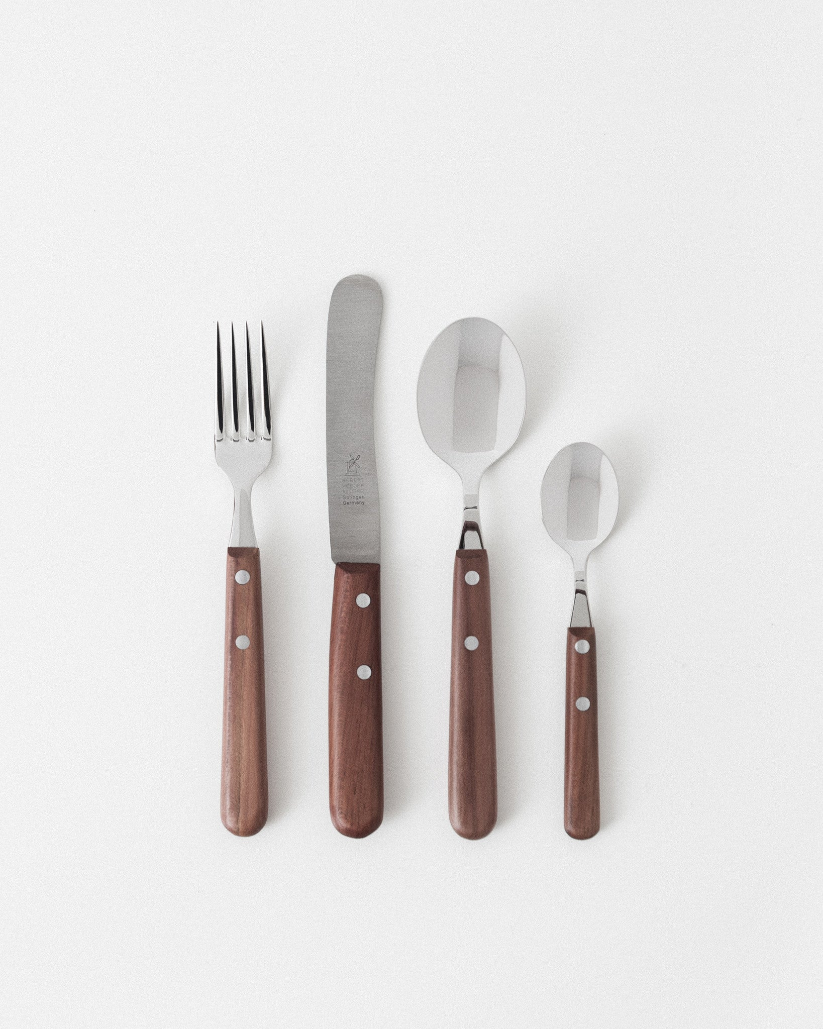 Robert Herder - Cutlery Set - Four Piece