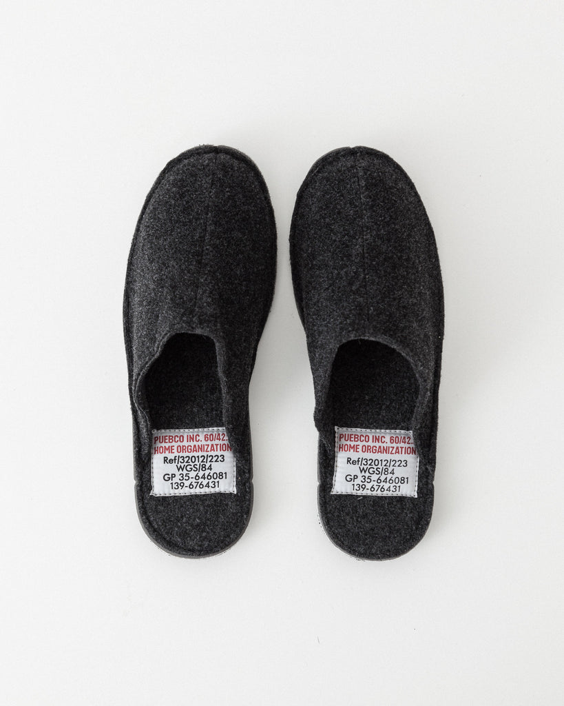 Puebco - Slipper - Large - Grey