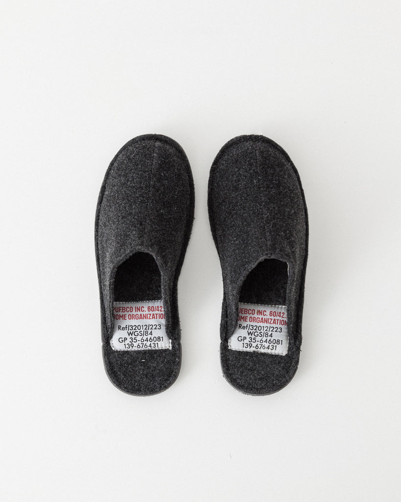 Puebco - Slipper - Small - Grey