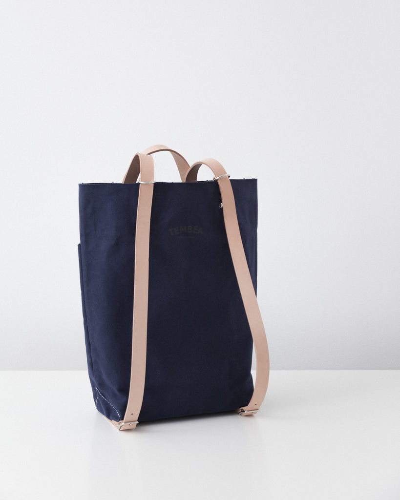Tembea - School Bag - Navy