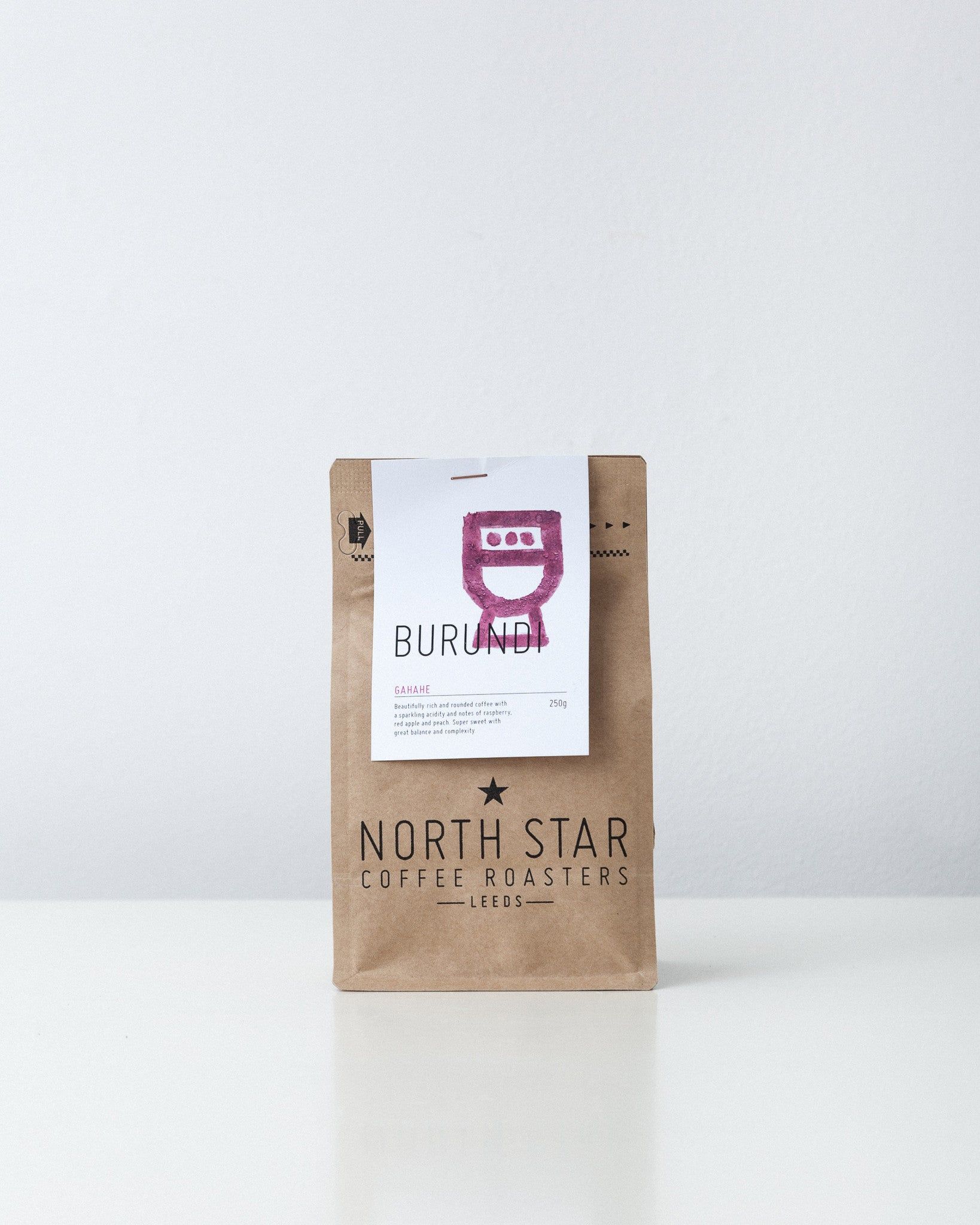 North Star Coffee Roasters Burundi Gahahe Coffee - Ground