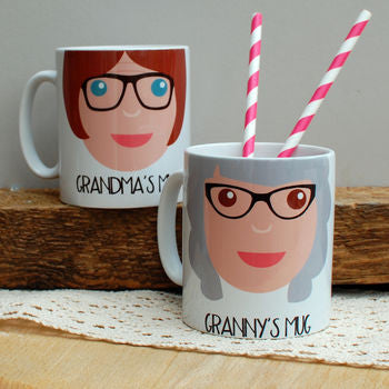 The perfect personalised gifts for grandparents
