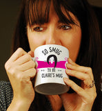 Personalised 'So Smug' Mug - Afewhometruths