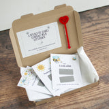 A Box Of Smiles Letterbox Gift Set for Isolation - Afewhometruths