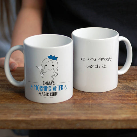 Hangover Cure Personalised Mug - Afewhometruths