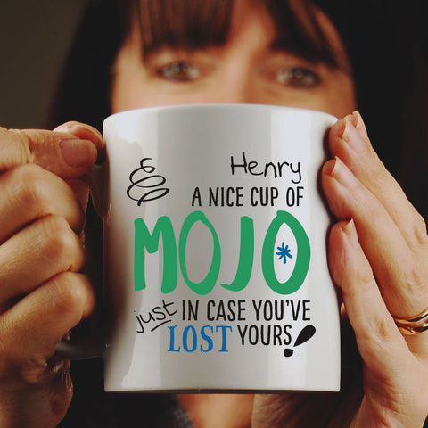 Lost Mojo Motivational Mug - Afewhometruths