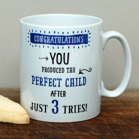'Perfect Child' Mother's Day Mug - Afewhometruths