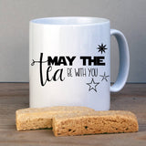 May The Coffee Be With You Mug - Afewhometruths