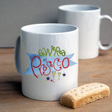 Powered By Prosecco Personalised Mug - Afewhometruths