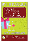 Personalised Romantic Fiction Book Cover Gift - Afewhometruths