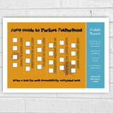 Rewards Chart Gift For Dad Print - Afewhometruths