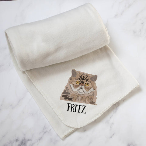 Personalised Cat Blanket - Afewhometruths
