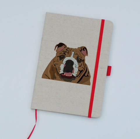 Personalised Pet Multi-Choice Notebook - Afewhometruths