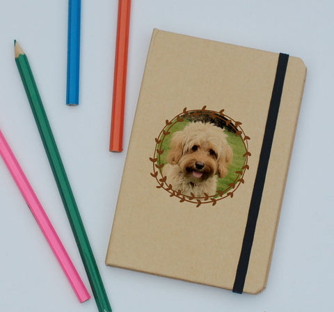 Personalised Pet Photo Pocket Notebook - Afewhometruths