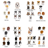 Custom Dog Portrait Keychain - Multi-choice - Afewhometruths