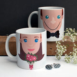Will You Be My Bridesmaid Mug - Afewhometruths