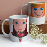 Will You Be My Flower Girl Mug - Afewhometruths