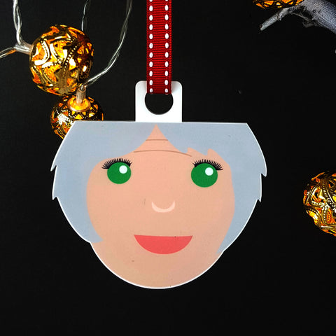 Grandma Gift Christmas Decoration