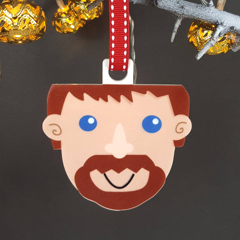 Uncle Gift Christmas Decoration