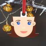 Auntie Gift Christmas Decoration - Afewhometruths