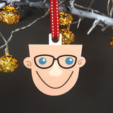 Dad Gift Face Decoration - Afewhometruths
