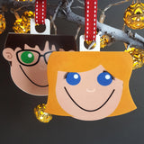 Girl Gift Christmas Decoration - Afewhometruths