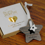 Be My Bridesmaid Personalised Star - Afewhometruths