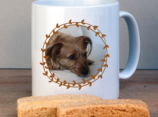 Pet Personalised Mug - Photo Upload - Afewhometruths