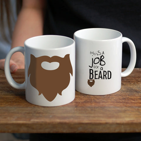 Job for a Beard Mug - Afewhometruths