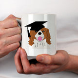 Personalised University Graduation Gift Mug - Afewhometruths